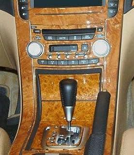 Acura TL TL Type-S Type S Interior de Madera del Burl Dash Juego de Acabados Set 2004 2005 2006