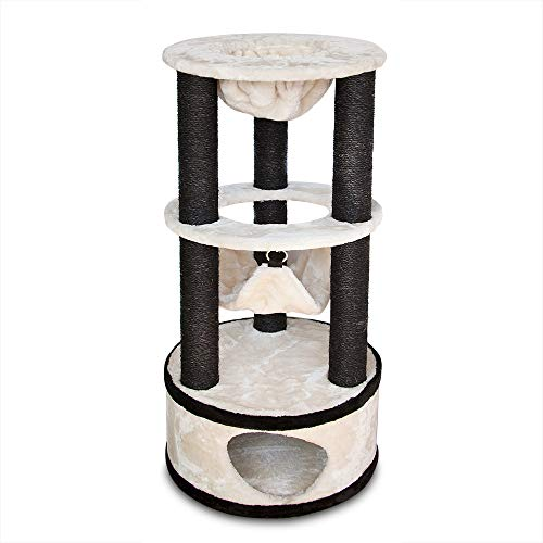Best Pet Supplies CTF03 Cat Tree Cat Condo, 50""