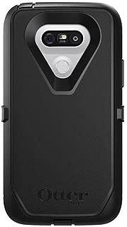 OtterBox DEFENDER SERIES Case for LG G5 - BULK Packaging - BLACK CASE ONLY