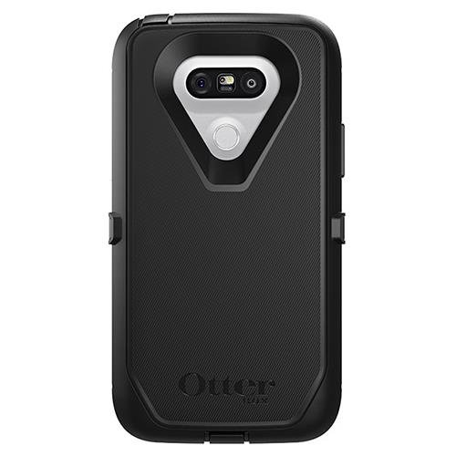 OtterBox DEFENDER SERIES Case for LG G5 - BULK Packaging - BLACK CASE ONLY