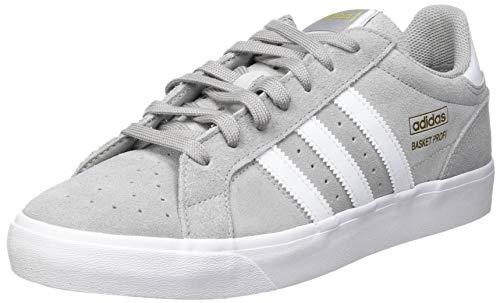adidas Basket Profi LO, Zapatillas de Running Hombre, Mgsogr Ftwwht Goldmt, 41 1/3 EU