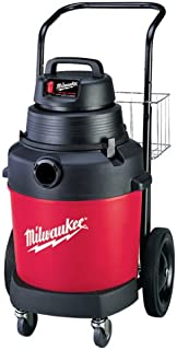 Milwaukee 8938-20 9 Gallon 1 Horsepower Wet/Dry Vacuum with 35-Foot Cord