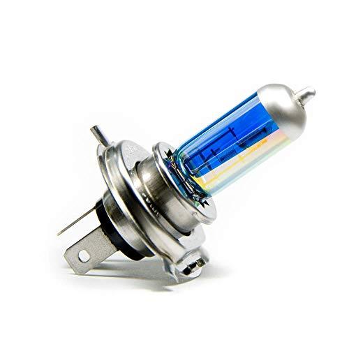 H4 Auto Lampen P43t Birnen 4000K 60W / 55W Platinum 12V 2 Stück!