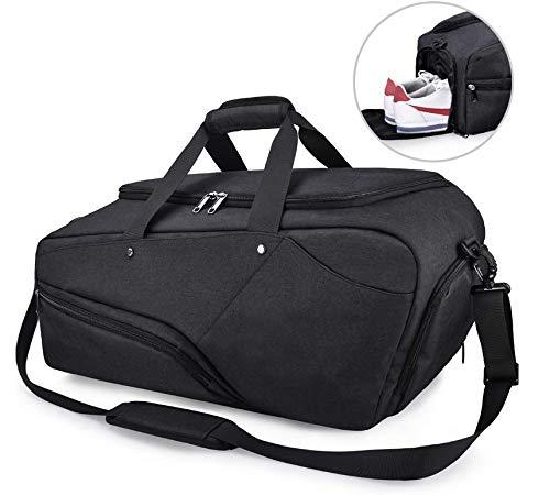 Bodybuilding Tasche Duffel Bag Duffle Bag Sporttasche Fitness Gymbag Reisetasche