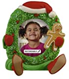Little Cookie Tester Photo Holder Recordable 2009 Hallmark Ornament