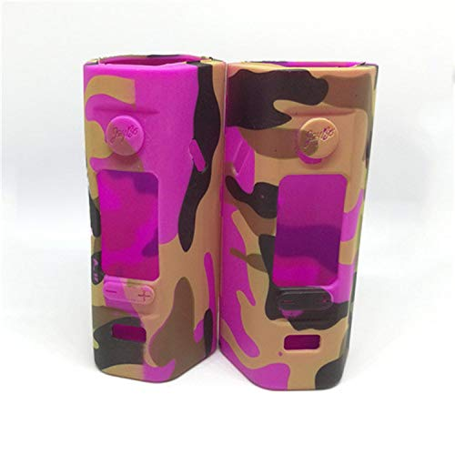 KENTT 1 set Design Skull Head Camouflage Protective silicone case cover sleeve For RX 2/3 Reuleaux 150W 200W Vape Skin Wismec RX2/12