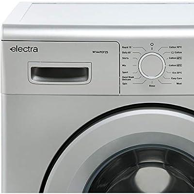 Electra W1449CF2S 7Kg Washing Machine with 1400 rpm - Silver