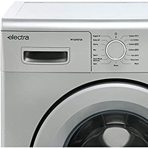 Electra W1449CF2S 7Kg Washing Machine with 1400 rpm – Silver