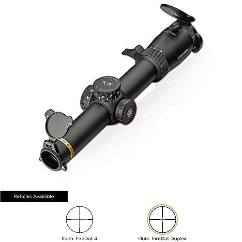 Leupold VX-6HD 1-6x24mm Riflescope, Matte (171552)