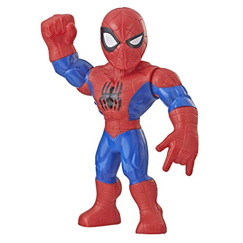 Product Image of the Playskool Heroes Marvel Super Hero Adventures Mega Mighties Spider-Man...