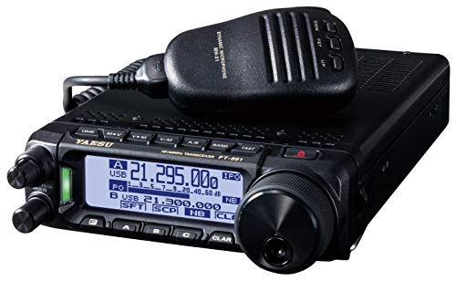 Yaesu FT-891 - Transceptor HF50MHz 100W - All Mode 100050 I.L.ELETTRONICA