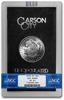 Best carson city morgan dollar Reviews