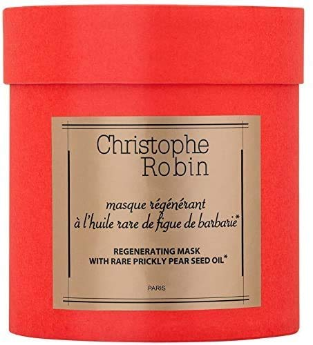 Christophe Robin Regenerating Mask with Rare Prick ly Pear Seed Oil Haarmaske 250 ml