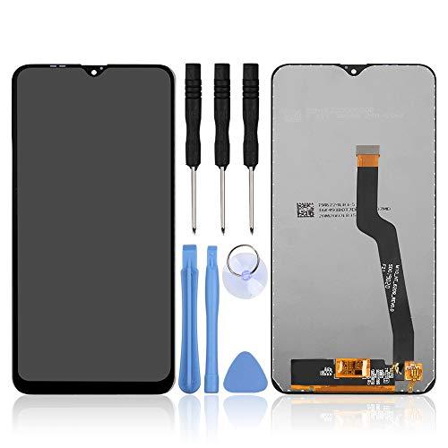 "LL TRADER Pantalla para Samsung Galaxy A10 LCD y digitizador Asamblea 6.2""Vidrio reemplazo Pantalla táctil+reparación Herramientas"
