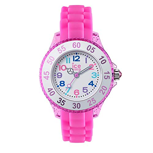 Ice-Watch - ICE princess Pink - Girl's wristwatch with silicon strap - 016414 (Extra small)