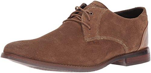 Rockport Men's Style Purpose Blucher Shoe, new vicuna suede, 12 M US