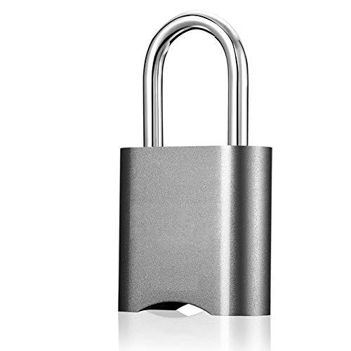 Lionina Bluetooth-Vorhängeschloss – Fernbedienung, große Flexibilität, überlegene Stärke, wasserdicht, Diebstahlschutz, kabelloses Schloss für Koffer/Gepäck/Schließfach/Outdoor
