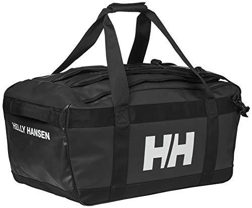 Helly Hansen HH Scout Duffel L Bolsa De Deporte, Unisex Adulto, Black, 90L