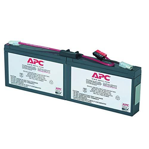 APC RBC18 - Ersatzbatterie für Unterbrechungsfreie Notstromversorgung (USV) von APC