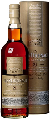 Glendronach Parliament 21 Years Whisky (1 x 0.7 l)