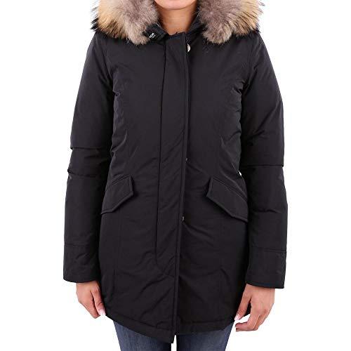 Woolrich Parka Luxury Arctic WWCPS2604CF40. Black