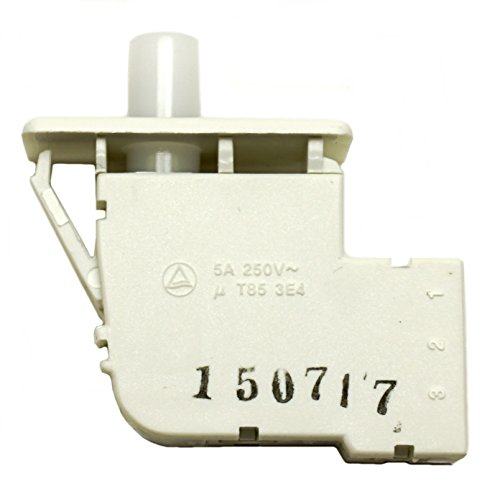 Seneca River Trading Clothes Dryer Door Switch for Samsung, AP4205736, PS4210964, DC64-00828A