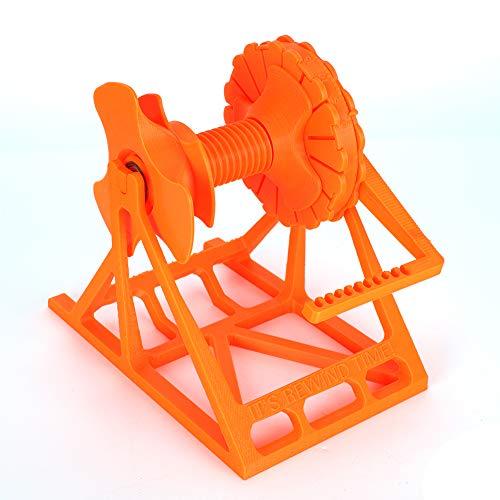 3D-printer Draadrek, 3D-printeronderdelen Verbruikbaar draadrek PLA ABS Verbruiksartikelen Materiaal voor Prusa i3, PLA ABS Verbruiksartikelen Materiaal, Nauwkeurige gatgrootte, stabiel in structuur
