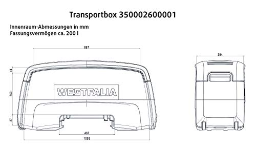 Westfalia Heckbox - 3