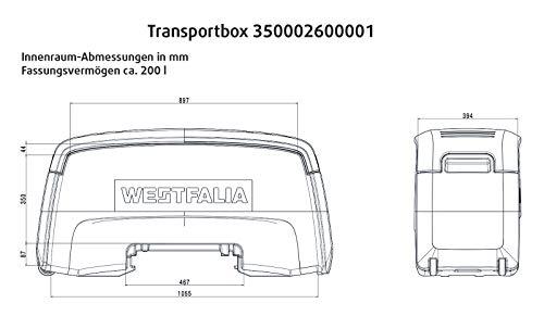 Westfalia Heckbox - 2