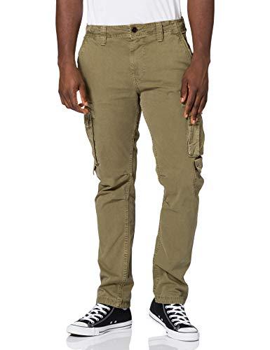 Pepe Jeans Journey Surplus Pantalones, 682forest Green, 28 para Hombre