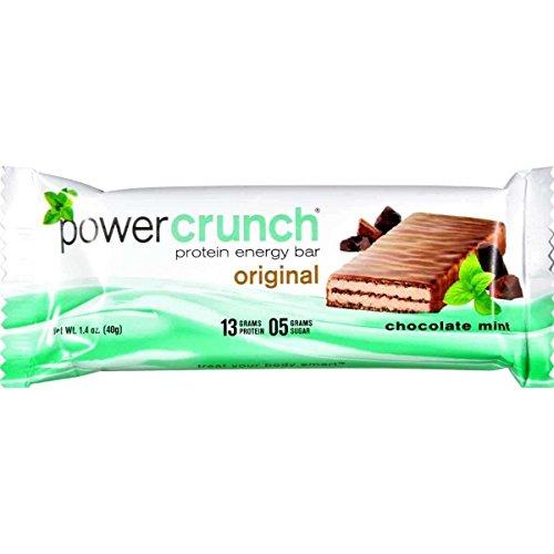 Protein Bar Original Chocolate Mint 40 Grams (Case of 12)
