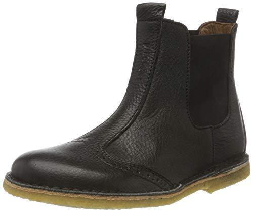 Bisgaard Unisex-Kinder 50203218 Chelsea Boots, Schwarz (208 Black), 27 EU