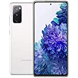 SAMSUNG Galaxy S20 FE 5G Factory Unlocked Android Cell Phone 128GB US Version Smartphone Pro-Grade Camera 30X Space Zoom Night Mode, Cloud White