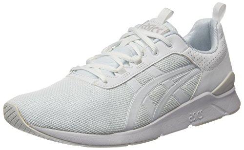 Asics Unisex-Erwachsene Gel-Lyte Runner Low-Top, Weiß, 46.5 EU