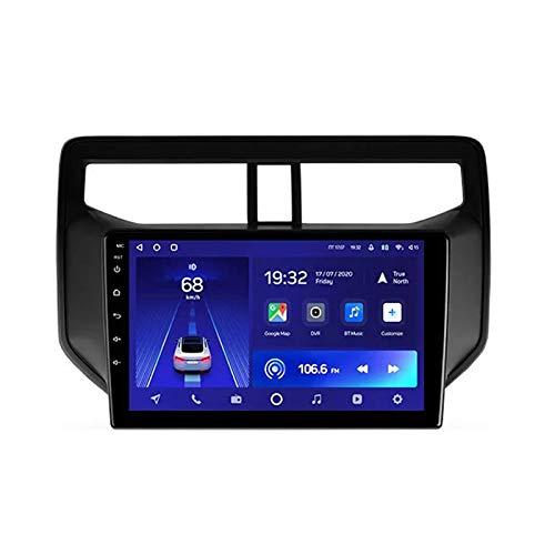 Android 10.0 Car Stereo Sat Nav Radio para T-oyota Rush 2017-2020 Navegación GPS Unidad Principal Pantalla táctil Reproductor Multimedia MP5 Receptor de Video con 4G WiFi SWC Carplay