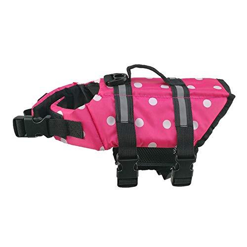 Bubbry zwemvest voor honden, veiligheidskleding, reddingsvest, zwemkleding, zomerbadpak