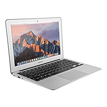 Apple MacBook Air 13.3-inch MJVE2LL/A 2.2Ghz Intel Core i7-5650U 8GB RAM 256GB SSD Silver  Renewed