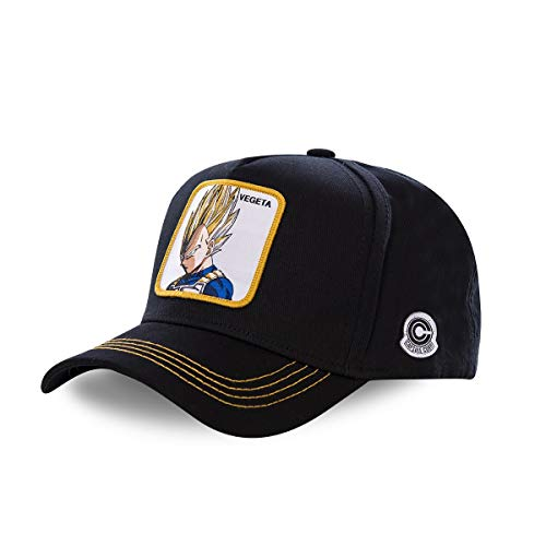 Capslab Vegeta Trucker Cap Dragon Ball Z