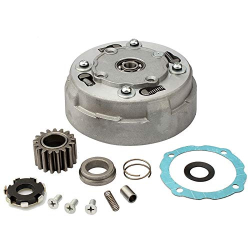 Suading Conjunto de Embrague de Motor Semi AutomáTico para 70Cc 110Cc 125Cc Pit Quad Dirt Bike ATV Buggy