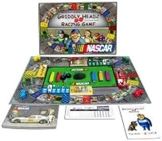 WMU Griddly Headz Nascar Racing Game