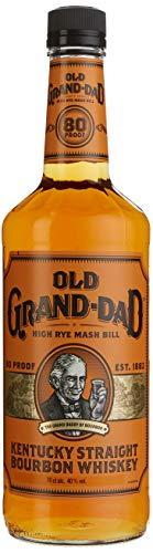Old Grand-Dad Kentucky Straight Bourbon Whiskey (1 x 0.7 l)