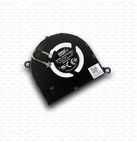 X-Comp BAPD0504R5H-Y001 - Ventilador de CPU para Lenovo Yoga S940-14IIL 81Q8 Lenovo IdeaPad S940-14IIL 81R1