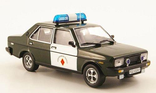Seat 131 Supermirafiori, Guardia Civil Trafico, 1979, Modellauto, Fertigmodell, MCW-SC14 1:43