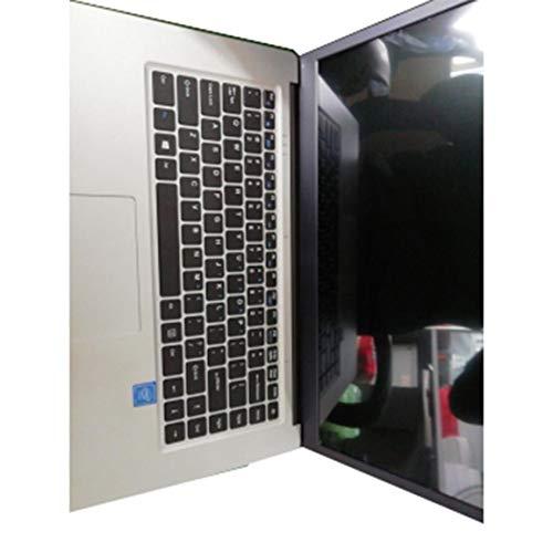 abbybubble 15,6 Zoll 2 GB + 32 GB Quad Core HD Slim Notebooks PC Laptop Tablet 1366 * 768P für Windows 10