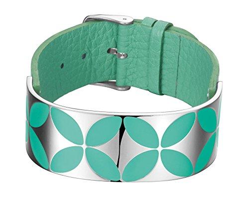 Esprit Jewels Damen-Armband thriving flora caribian coral Edelstahl ESBR11431A200