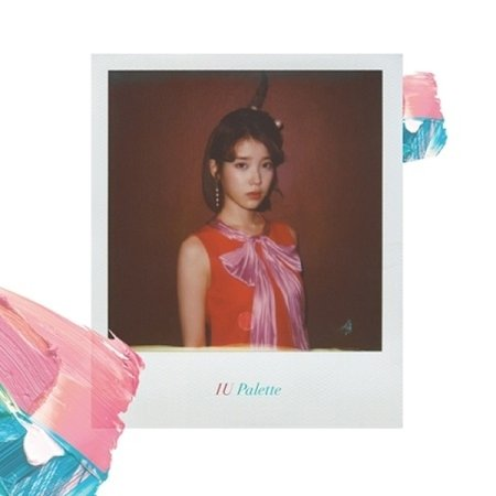 IU - [PALETTE] 4TH ALBUM CD+Photobook With G-Dragon, Oh Hyuk Sealed K-POP
