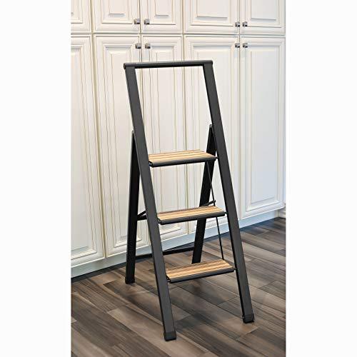 Sorfey Premium 3 Step Ladder, 2