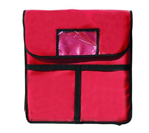 Update International 18' x 18' Insulated Pizza Delivery Bag