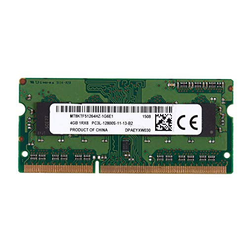 TOOGOO 2 GB 4 GB DDR3 1600 MHz 1333 MHz SO-DIMM DDR3L DDR3 1,35/1,5 V Speicher Ram Memoria Sdram für Laptop Notebook (4 GB / 1600)