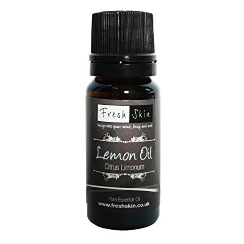 10ml Lemon Pure Essential Oil - Original Freshskin.